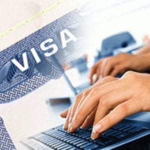 02. Choose the visa type